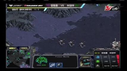 Jin Air Osl Fantasy vs Jangbi 3-set 2011-09-17 map: Gladiator - Youtube