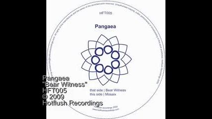 Pangaea - Bear Witness - Hft005