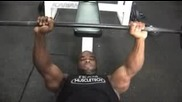 Johnnie Jackson Bench Press Tips