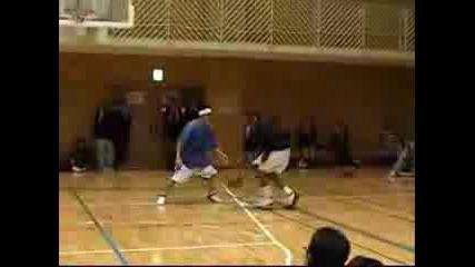 Streetball Japan King Handles
