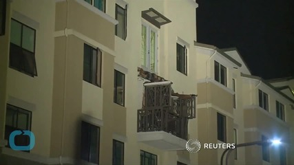 Balcony Collapse in California Kills at Least 6 People