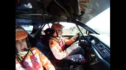 Onboard - Iliev - Yanakiev Rally Tvardica Ss1