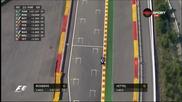 Формула 1: Квалификация за Гран при на Белгия