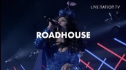 Sound, Vision, and Smells Roadhouse with Marina and The Diamonds