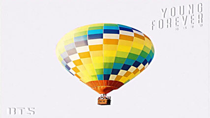 Bts - The Most Beautiful Moment in Life Young Forever (special Album) (cd 2)