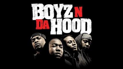 Boyz N Da Hood Ft. Eazy E - Gangstas