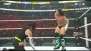 Cm Punk vs Jeff Hardy на Night Of Champions 2009 1/2