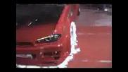 Opel Astra F Turbo - Страхотен Тунинг