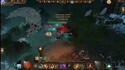 Drakensang Online - Lorddodemons vs. event ''full Moon'' (all map solo)
