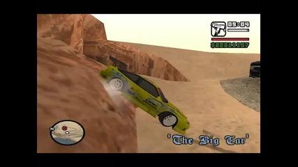 Gta Sa Drifting