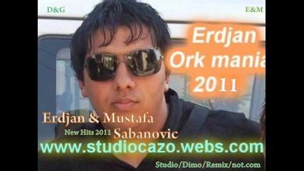 Mustafa Sabanovic & Erdjan 2011 New Hits