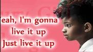 Willow Smith - 21st Century Girl Lyrics