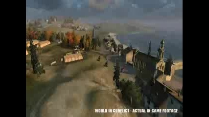 World In Conflict Trailer #9