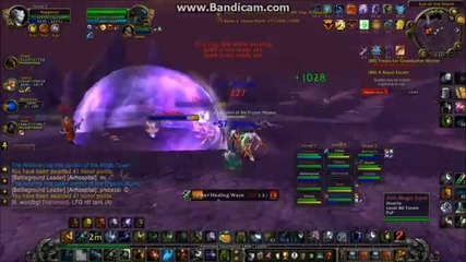 Some pvp in 4vendeta wow!