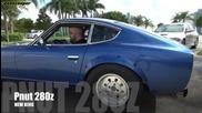 830awhp Evo vs Gt42r 2jz Datsun 280z