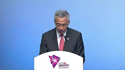 Singapore: PM Lee kicks off 33rd ASEAN summit