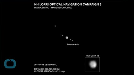 From Mountains to Moons: NASA's Pluto Mission Nets Multiple Discoveries