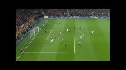Галатасарай 3:2 Реал Мадрид
