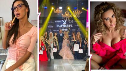 """Не една, а цели две красавици грабнаха награди на """"Мис Плеймейт"""" 2020"""