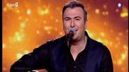 Гръцко 2015! Antonis Remos - Lene (unplugged) Live | Превод