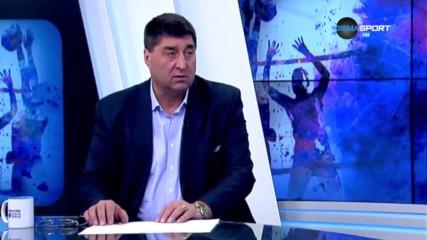 Боре Кьосев: Най-добре ще е националният отбор да се поеме от треньорски тандем