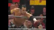 The Hardy Boyz Vs. The Miz And John Morrison(15/07/08)-2 част