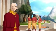 The Legend of Korra Book 3 Episode 07 Original Airbenders ( s 3 e 7 )