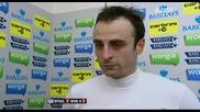 *subs* Интервюто на Митко Бербатов след мача с Блекпул