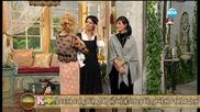"""""""На кафе"""" с Камелия Воче и семейството ѝ (28.12.2015) - част 1"""