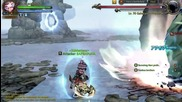 Dragon Nest : Hero's Battlefield Barbarian (hardmode)