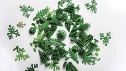 LEGO става еко, правят елементите от захар