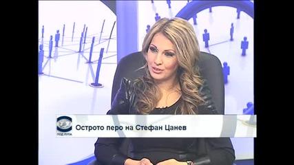 Стефан Цанев: Самотата може да се сравнява само със смъртта