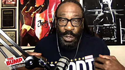 Booker T reflects on his surprise Royal Rumble 2011 return: WWE's The Bump, Jan. 20, 2021