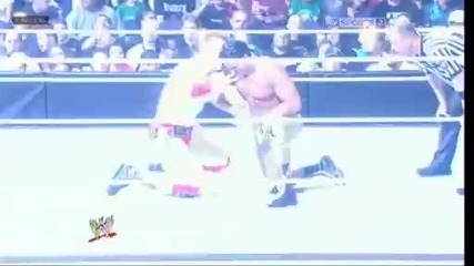 Money in the bank 2012 2/6