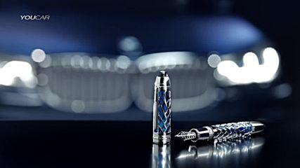 Създаване на писалка от Montblanc за едно специално Bmw Individual 7 Series