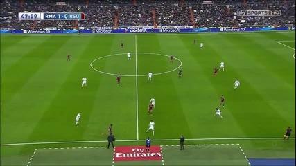 Реал ( Мадрид ) 3:1 Реал ( Сосиедад ) 30.12.2015