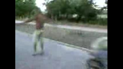 Прескочи кобила