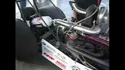Sema 2007 Dodge Dragster 24v 1775 Hp