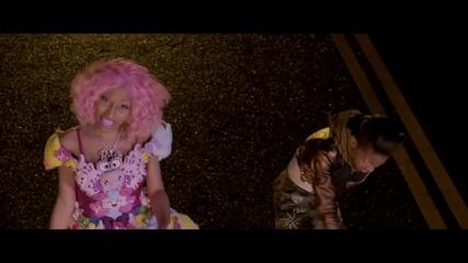 Willow ft. Nicki Minaj - Fireball ( Official H D Video )