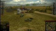 World of Tanks gameplay (#3)