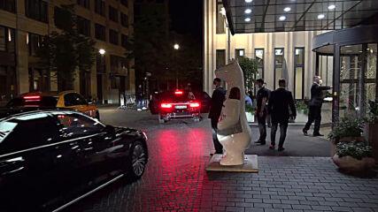 Germany: Bayern Munich party in Berlin hotel after Pokal win against Leverkusen