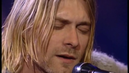 Nirvana - Come as You Are (live Mtv Unplugged in New York 1993) |hd|