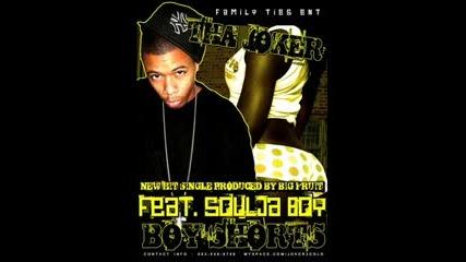 Tha Joker Ft. Soulja Boy - Boy Shorts