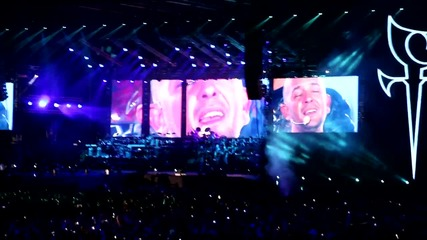 Концерт Слави и Ку-ку бенд 25.09.2015 стадион