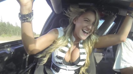 Chelsea loves Drifting !!! - Mma Candy