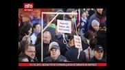 Всеки трети германец иска оставката на Меркел /14.10.2015 г./