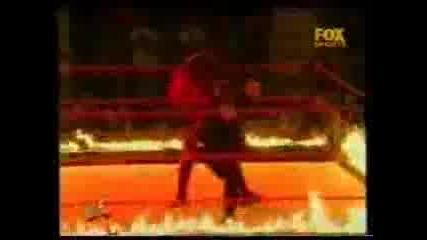 Undertaker Vs Kane