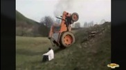 Най добрите провали с трактори - Monthlyfails