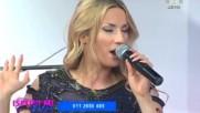 Rada Manojlovic - Nikada vise - (LIVE) - Ispuni mi zelju - (TV Nasa 27.01.2016.)