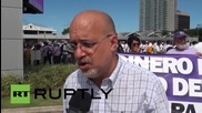 USA: Thousands rally in Puerto Rico to demand universal health insurance
